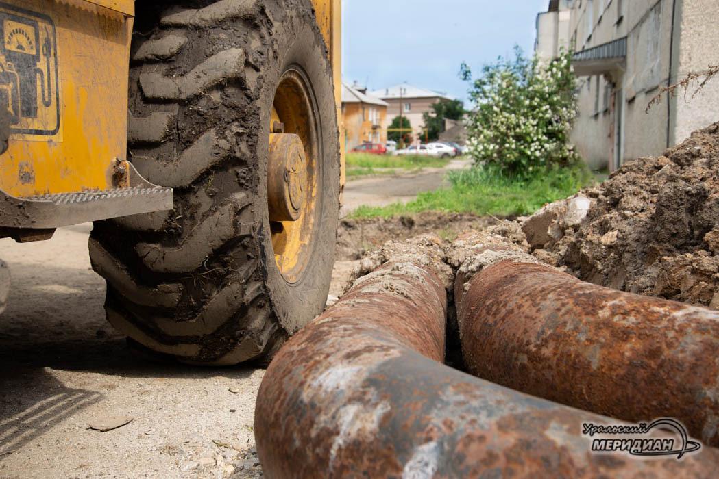 Дорога ремонт объезд Водный союз