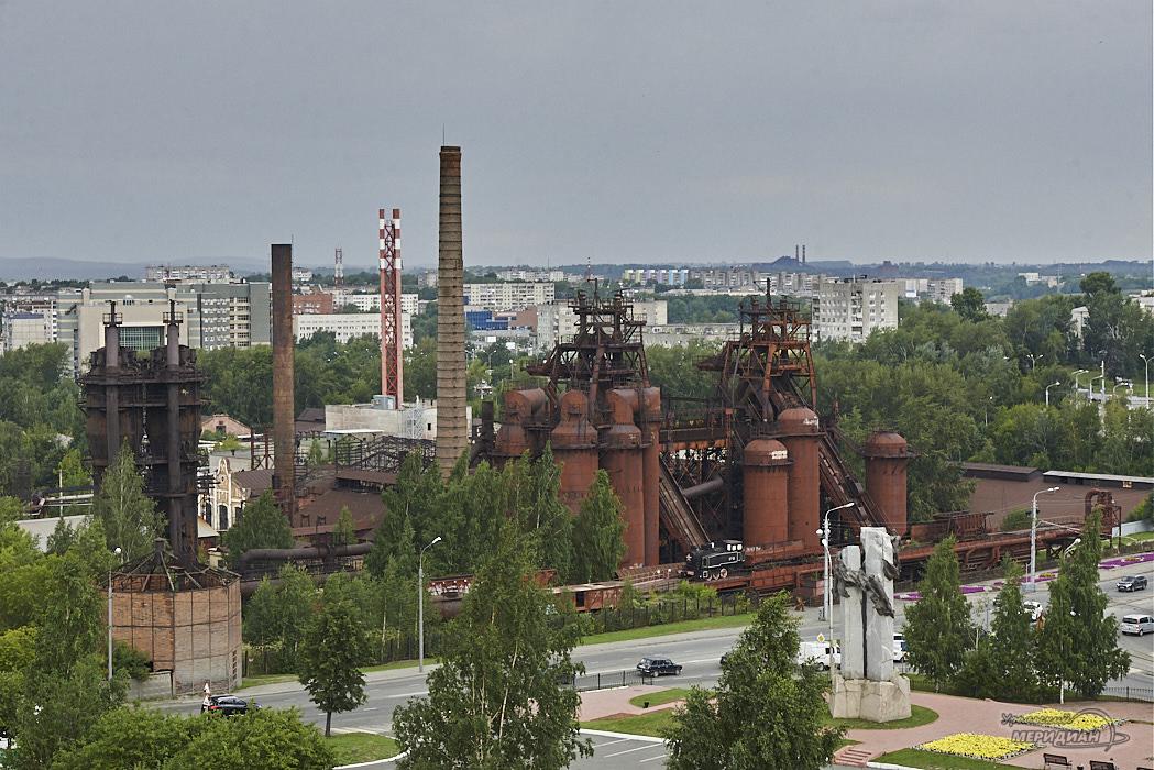 Нижний Тагил завод-музей