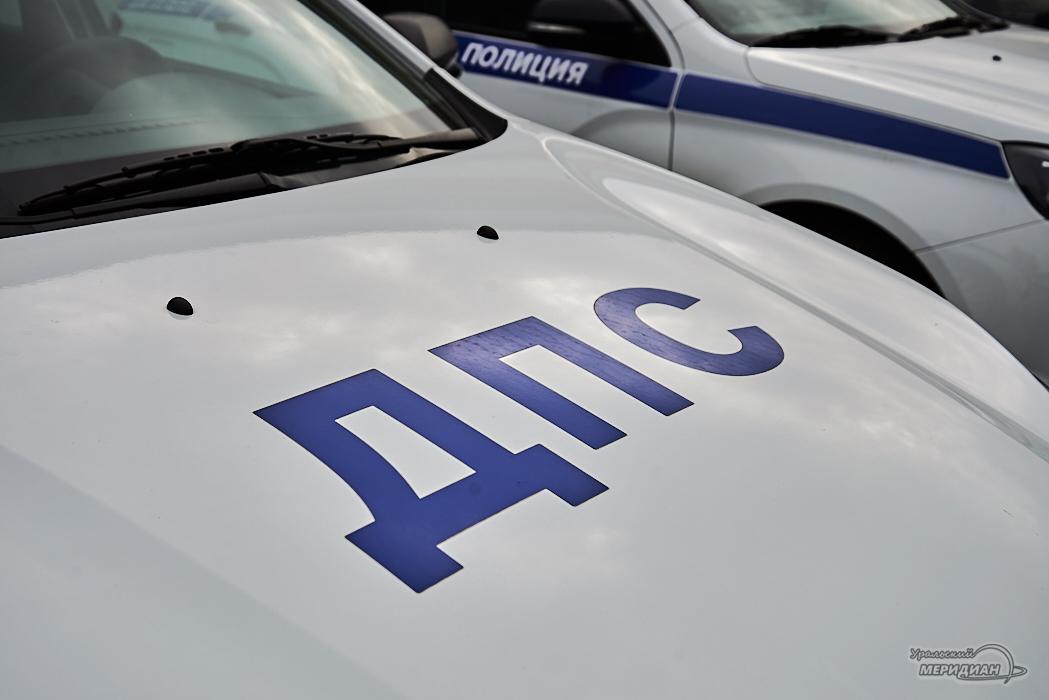 Автомобиль полиции ДПС