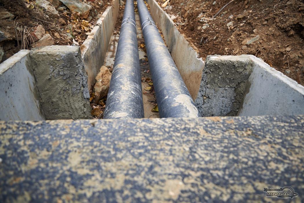 Реконструкция теплотрассы по улице Газовиков улучшит теплоснабжение Тюмени