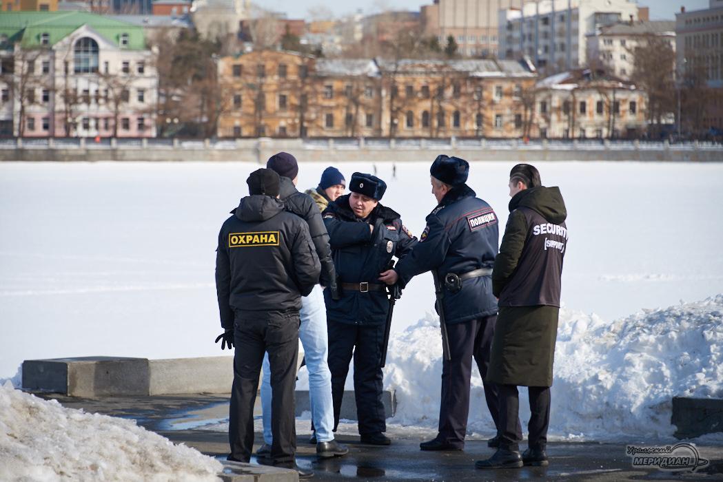 Полиция охрана