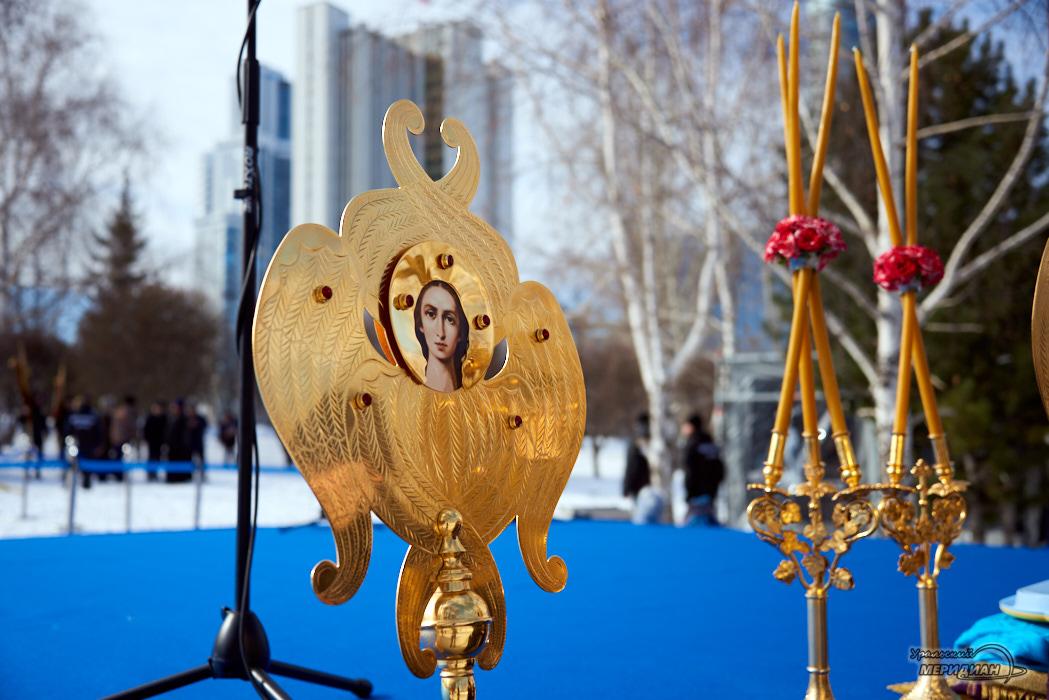 Молебен на Торжество Православия 17 марта 2019 года
