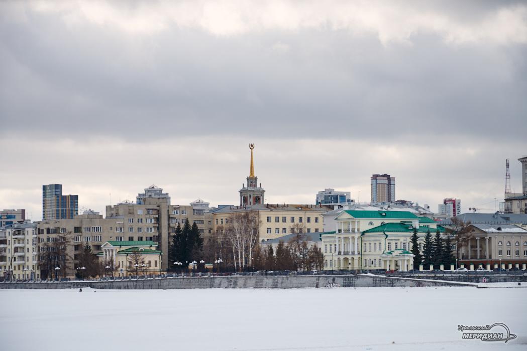 """Екатеринбург """"Городской пруд"""""""