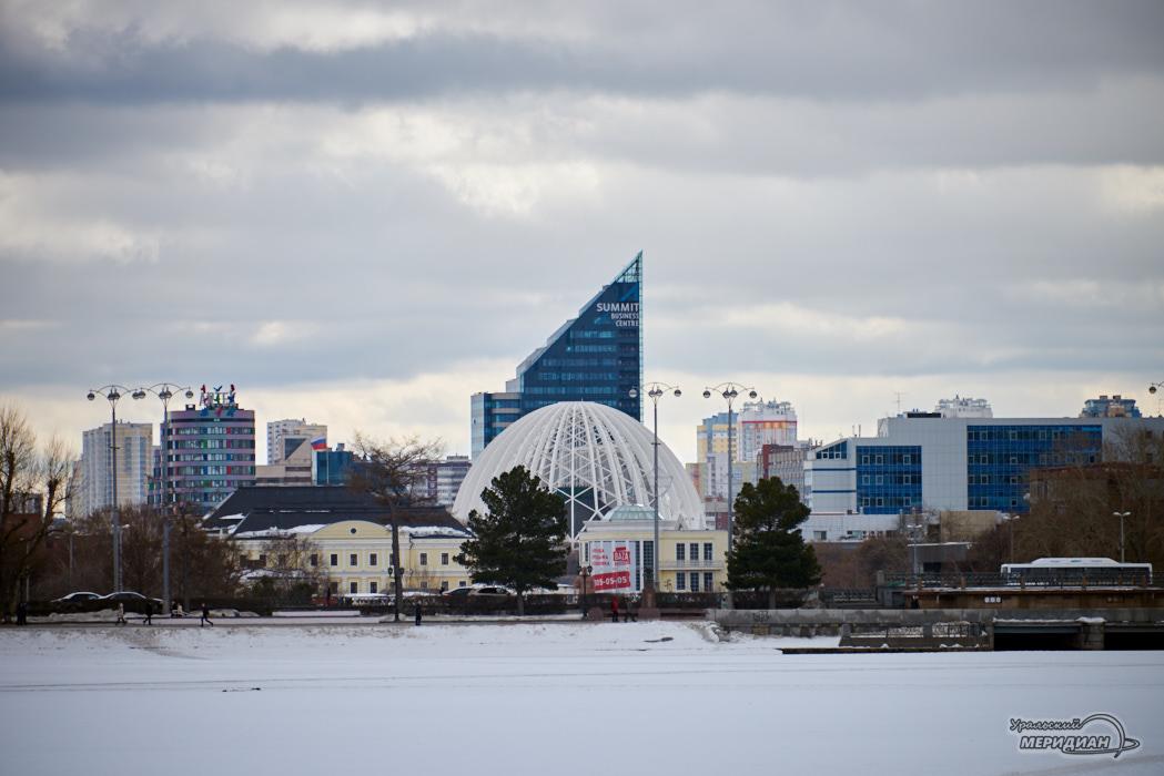 Екатеринбург Цирк