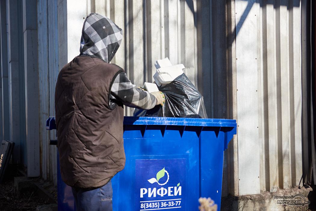 «Рифей» рассказал о том, как сохранить порядок на контейнерной площадке