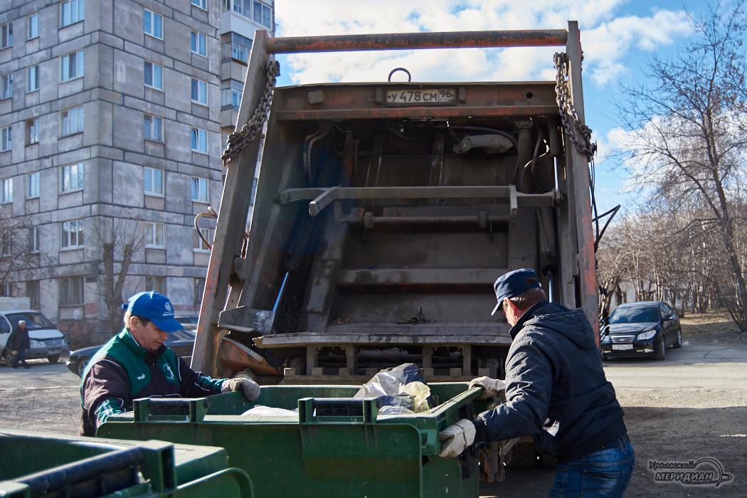 Регоператор «ТБО «Экосервис» рассказал о буднях водителей мусоровозов