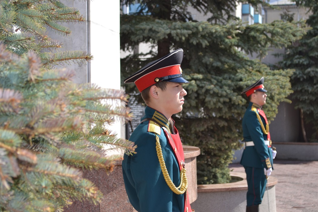Зауралье приняло эстафету автопробега «Вахта памяти. Сыны Великой Победы»