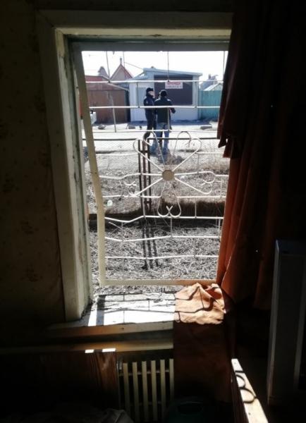 В Чебаркуле две маленькие девочки едва не погибли на пожаре