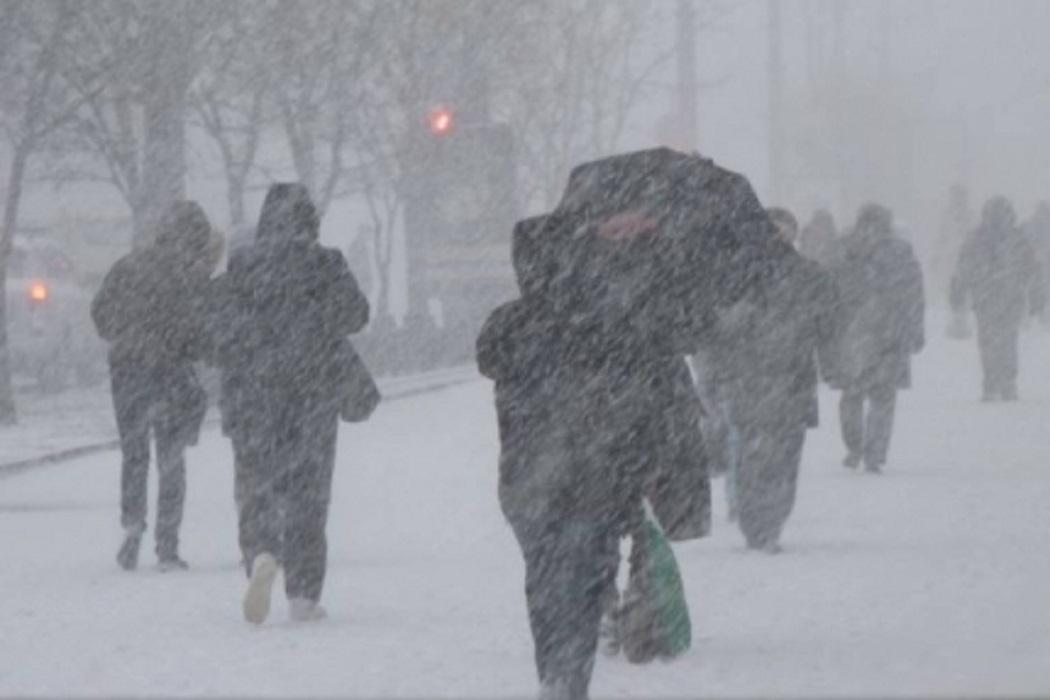 Два города на Ямале занесло снегом