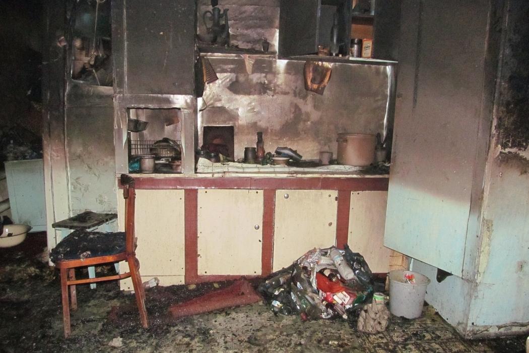 В Тюменской области в частном доме сгорели пожилые супруги