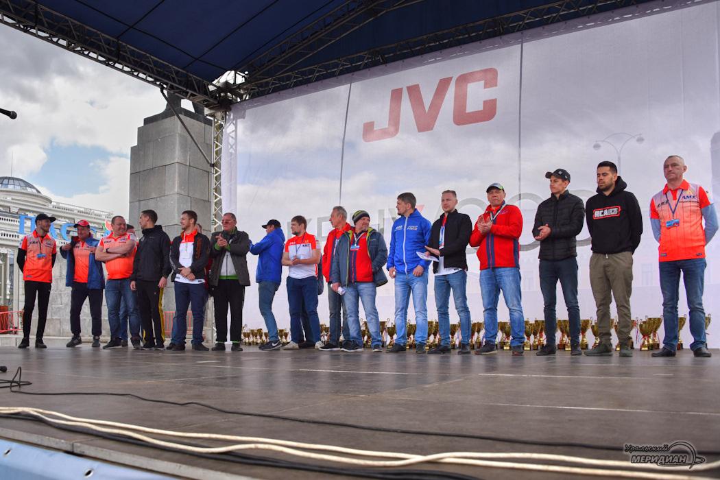 Чемпионат России по автозвуку и автотюнингу 2019