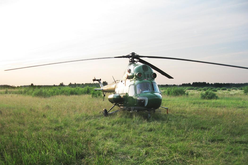 Курганский авиаклуб проведет мониторинг свердловских лесов за 8 млн рублей