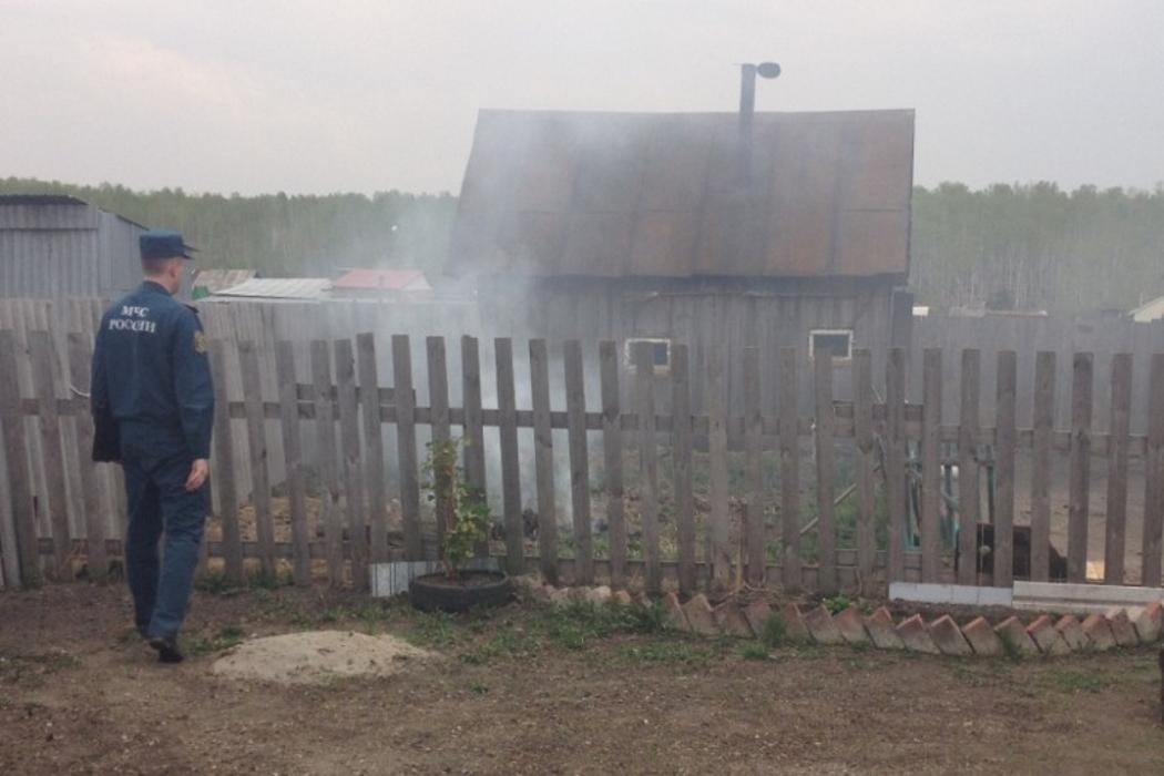 Поймали с поличным: под Челябинском оштрафовали 7 садоводов
