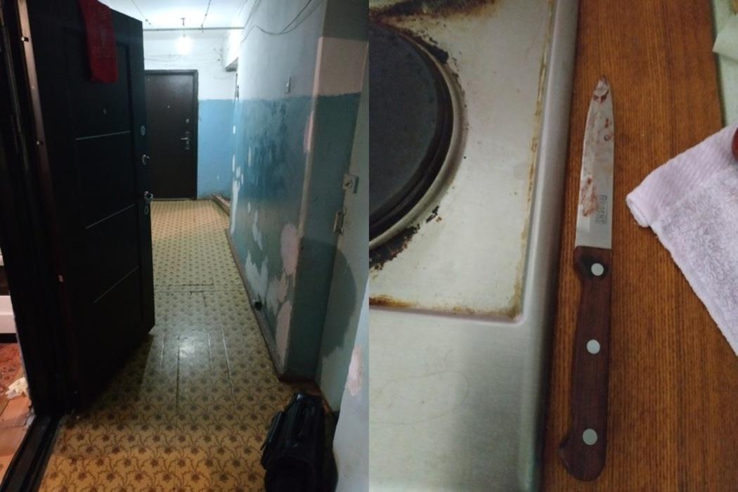 В общежитии на Республики в Тюмени убили молодого мужчину