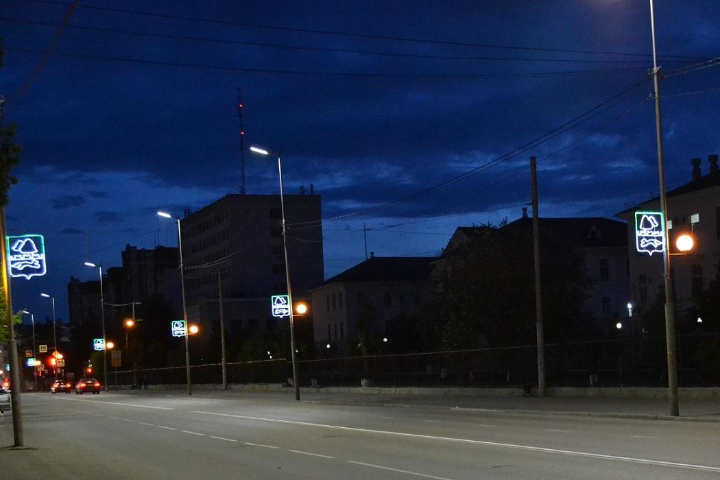 Фото консоли по улице Гоголя