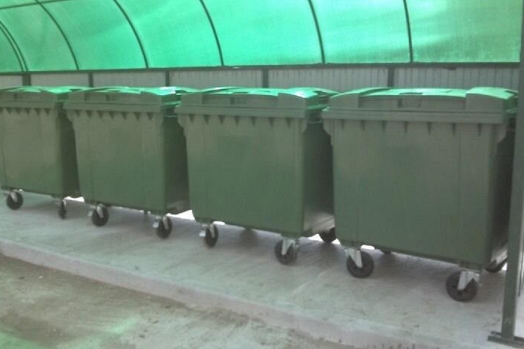 В Нижнем Тагиле «Облкоммунэнерго» оборудует 60 новых контейнерных площадок