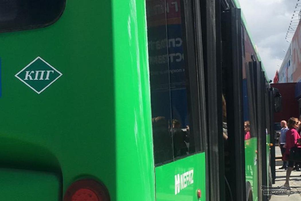 Автобус ИННОПРОМ