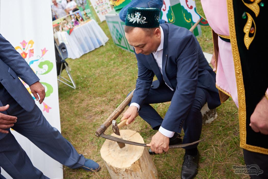 Зам Губернатора Свердловской области Азат Салихов