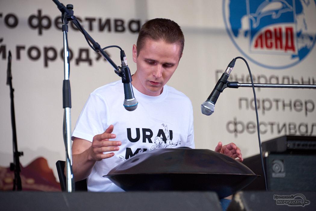 Иван Иоанов Главпочтамт Ural music night 2019