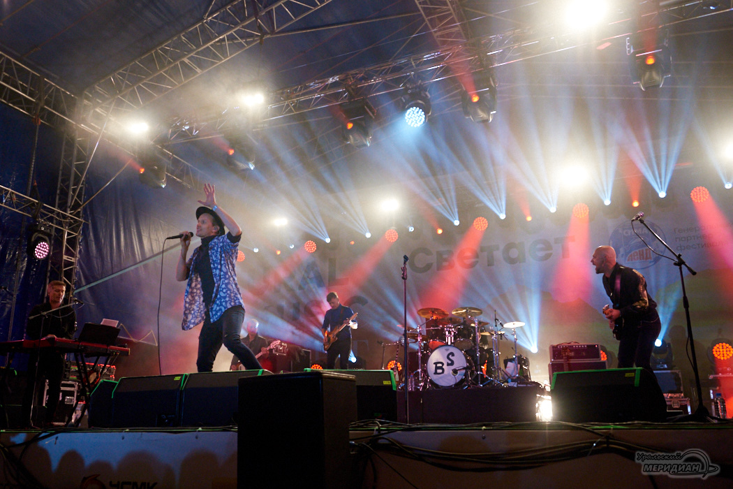 BrainStorm Гала - концерт - акция «Светает» Ural music night 2019