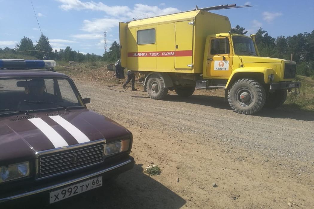 В свердловской деревне Быкова восстановлено газоснабжение