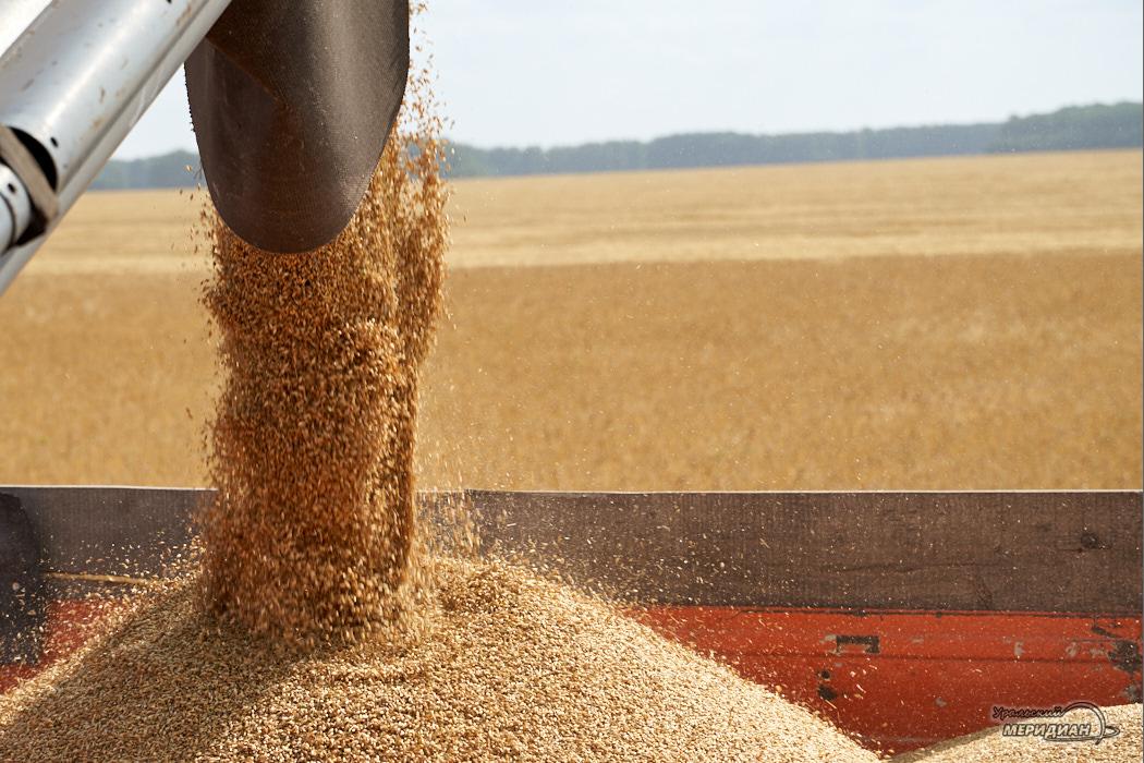АПК поле уборка урожая