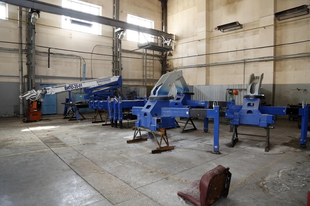 В Курганской области появится индустриальный парк на территории завода