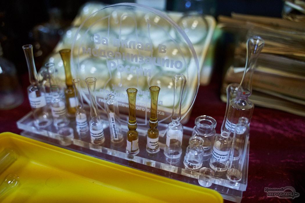 Продукция Уфимкинского стекольного завода