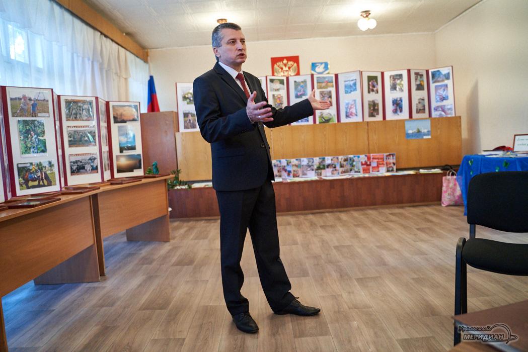 Глава Ачитского городского округа Дмитрий Верзаков