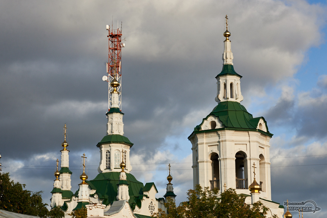 Церковь купола