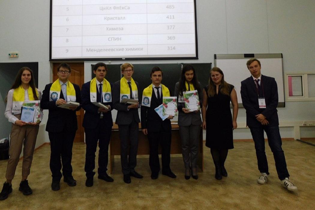 Команда Dead из Сургута поедет на крупнейший в России химический турнир