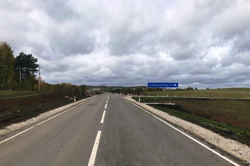 Дорога между тремя поселками была отремонтирована после суда
