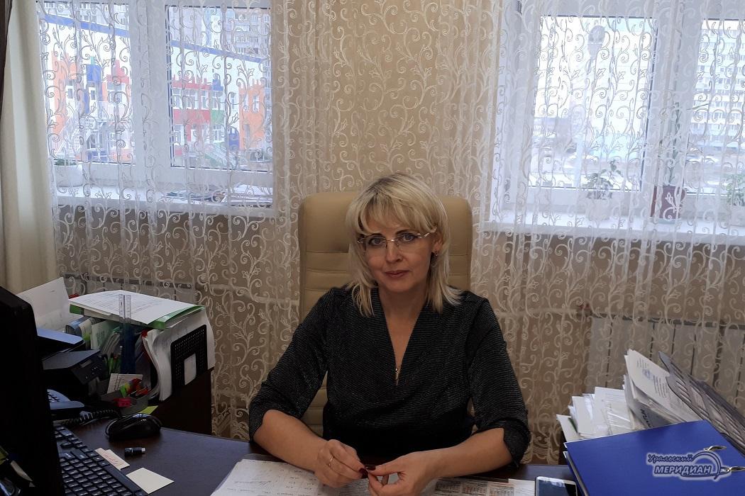 Иванова Светлана Валентиновна