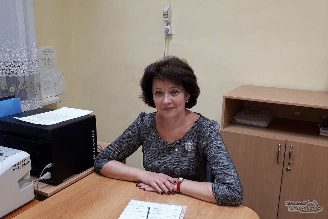 Кульчицкая Жанна Александровна, заведующая детсадом № 6 г. Кургана