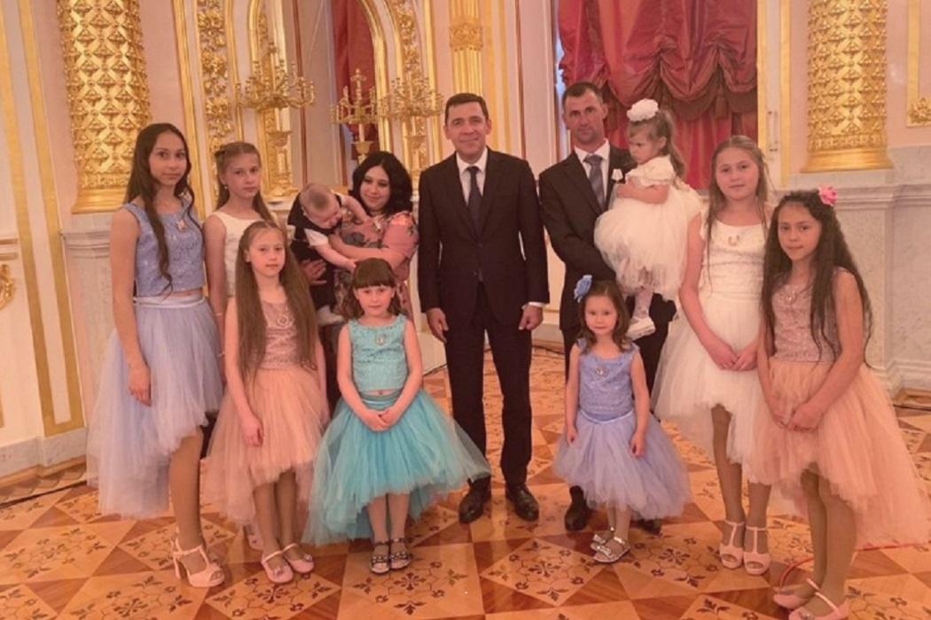 Мать 9 детей из Красноуфимска о жизни в новом доме, подаренном Путиным 1