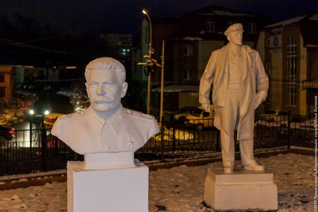 «Полный ахтунг»: Москвин о парке советской скульптуры в Нижнем Тагиле