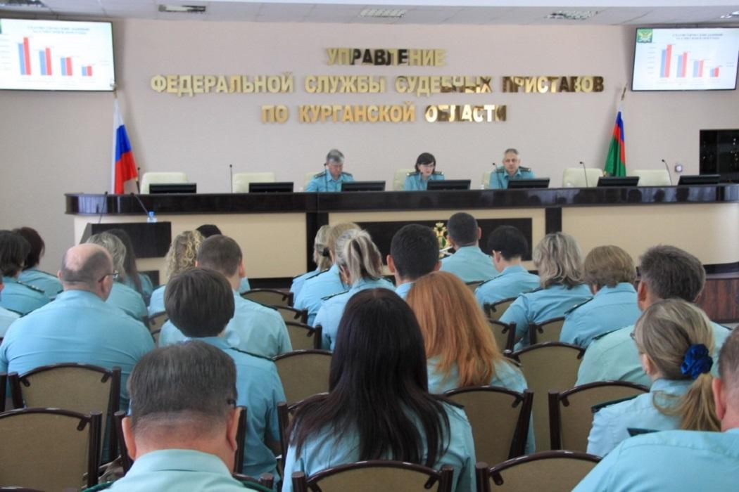 Судебные приставы Зауралья взыскали с должников десятки миллионов рублей