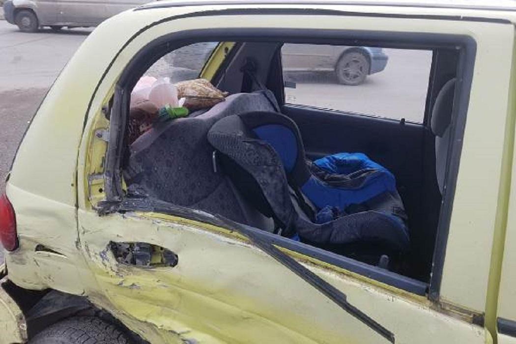 В Екатеринбурге в результате ДТП с Газелью 4-летний мальчик впал в кому