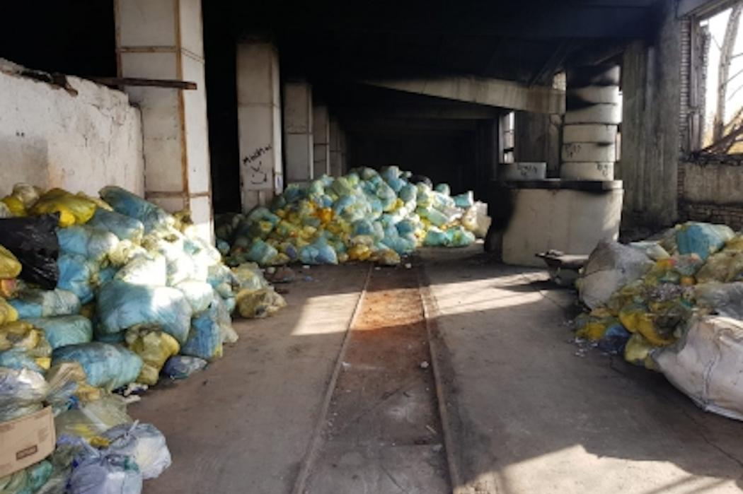 В Кургане обнаружили подпольный крематорий медотходов