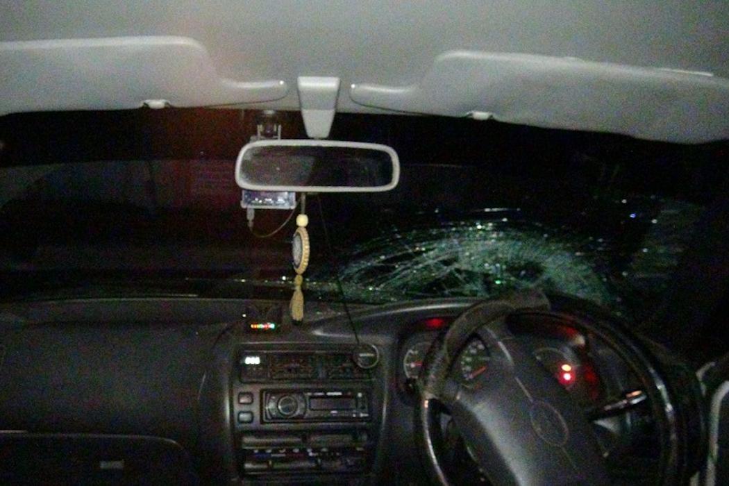 В Зауралье водитель на иномарке сбил девочку, шедшую по обочине