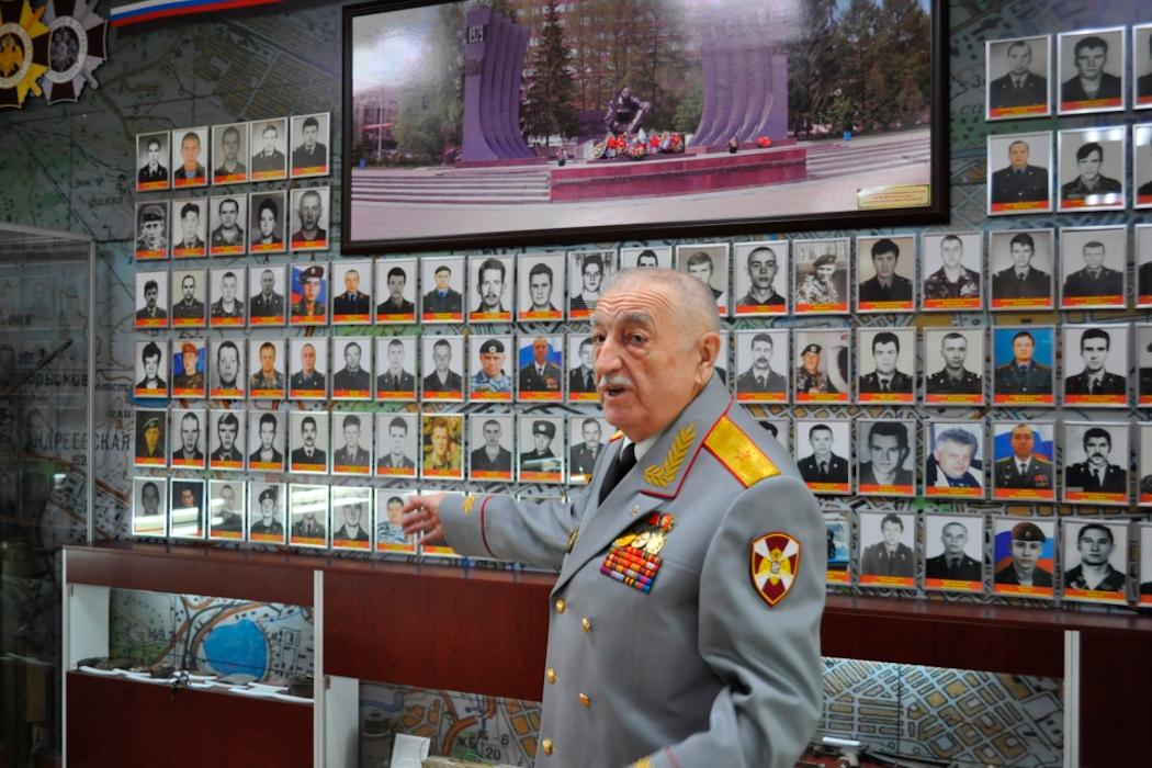 В конкурсе Росгвардии «Семья года» победила пара из Екатеринбурга