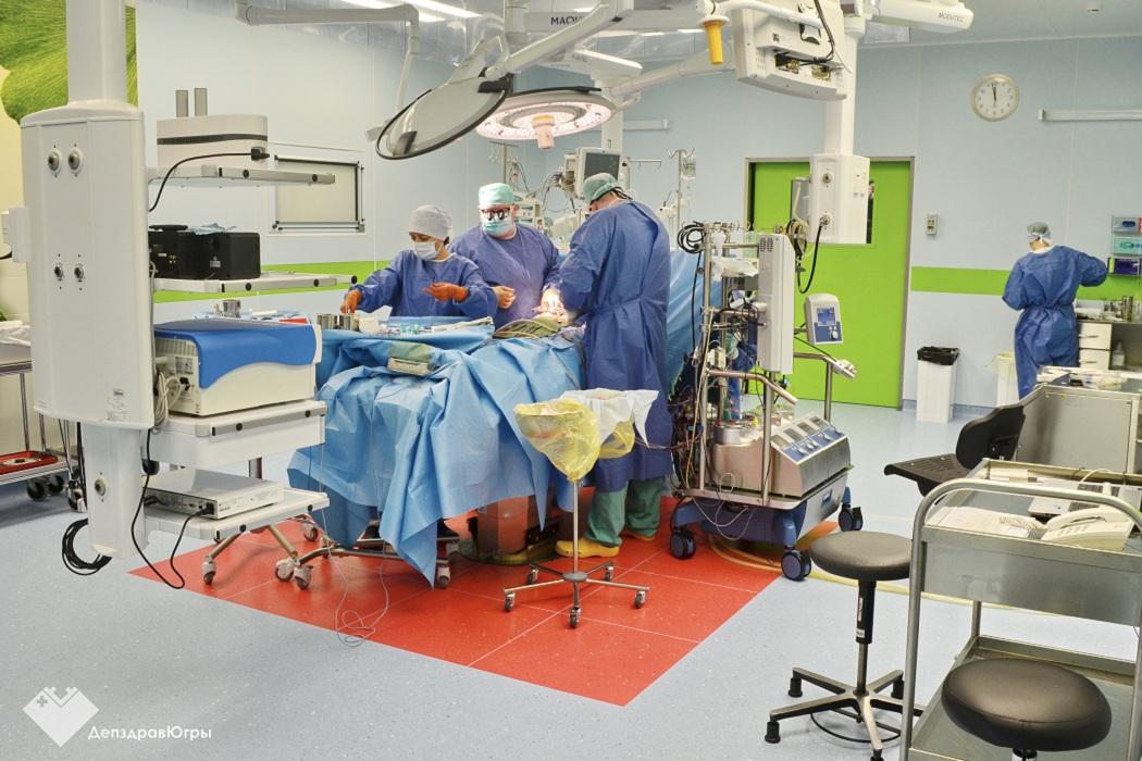 В кардиодиспансере Сургута спасли пациента с редким осложнением инфаркта