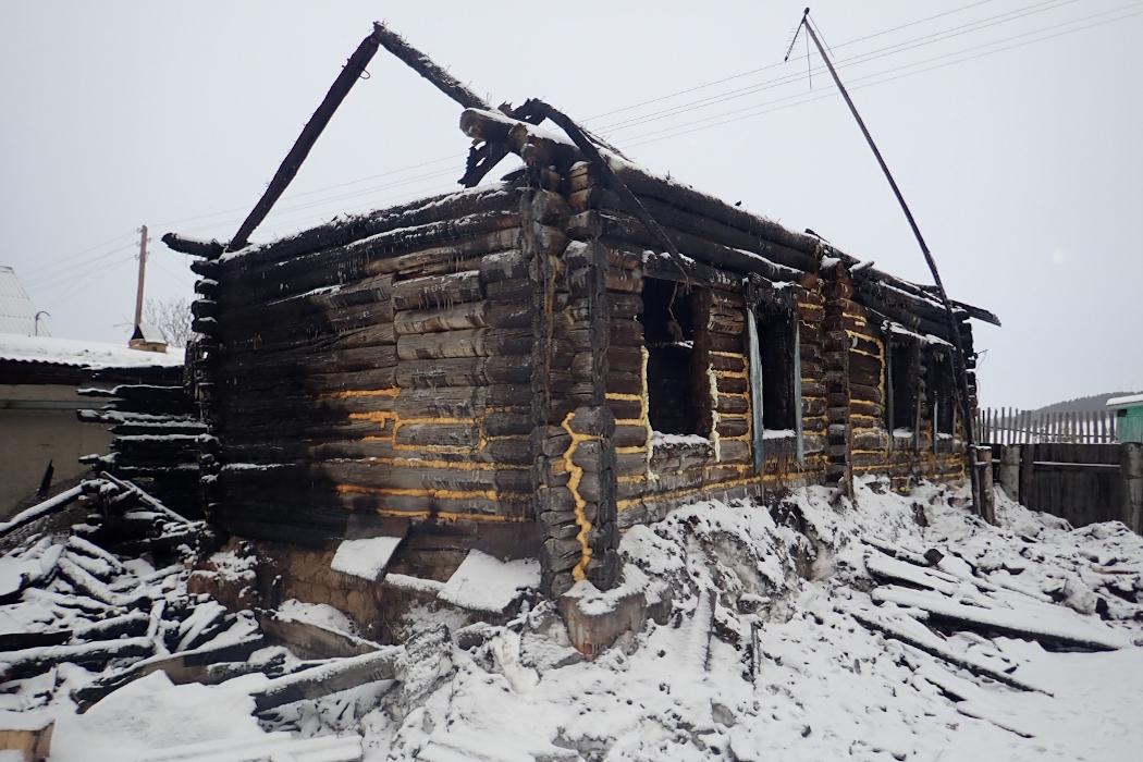 Житель Зауралья лишился семьи, отремонтировав проводку