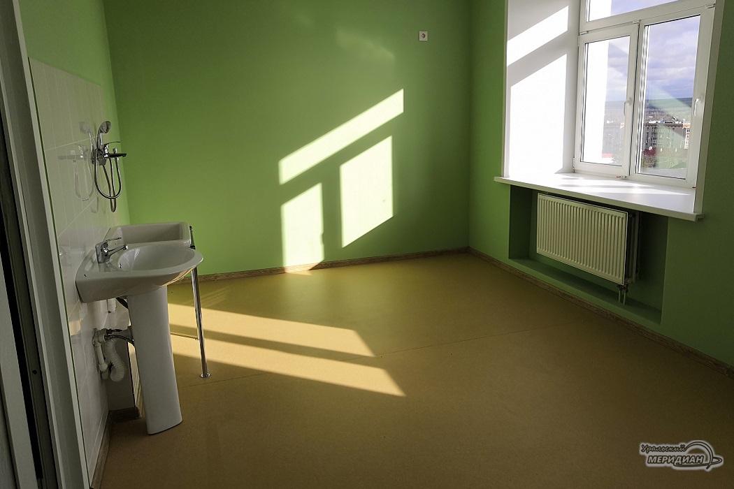 детская поликлиника в Красноуфимске