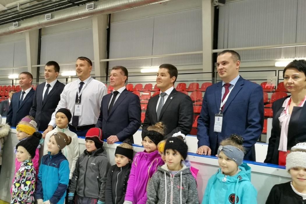 Министр труда РФ посетил социальные объекты города Лабытнанги