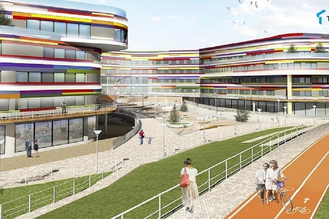 В Тюмени появится современный студенческий кампус