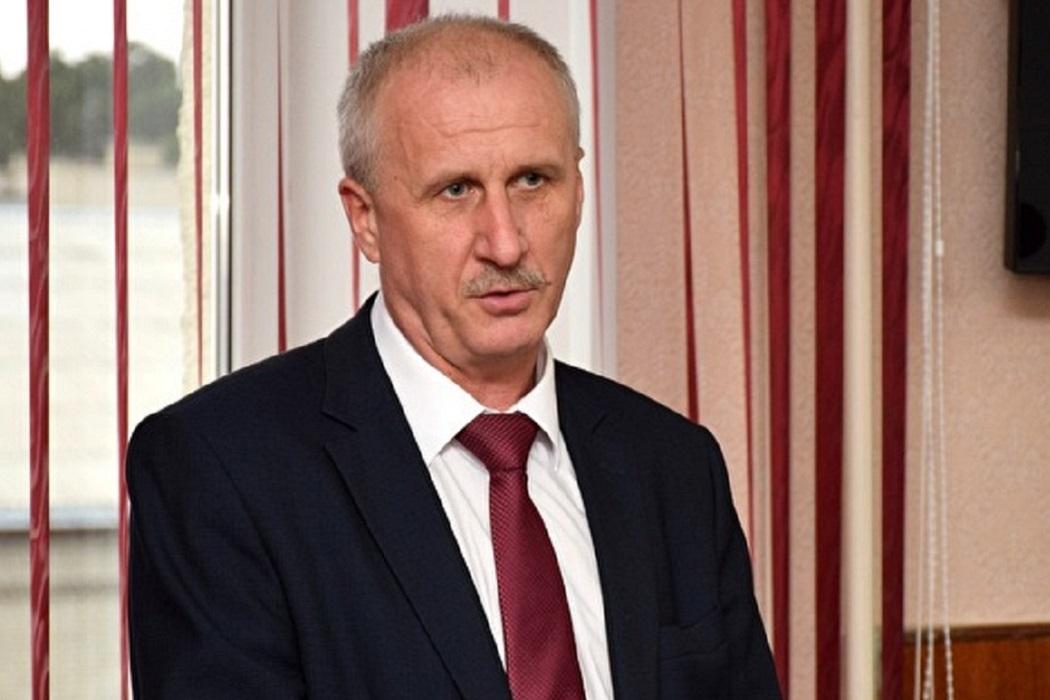 Ермишкин мэр Шадринска