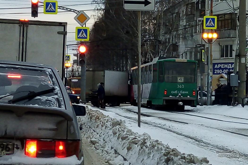 ДТП Блюхера-Комсомольская