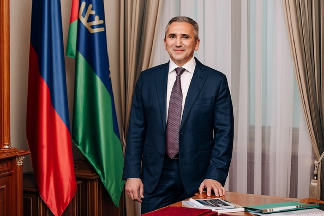 Глава Тюменской области будет транслировать послание онлайн в соцсетях