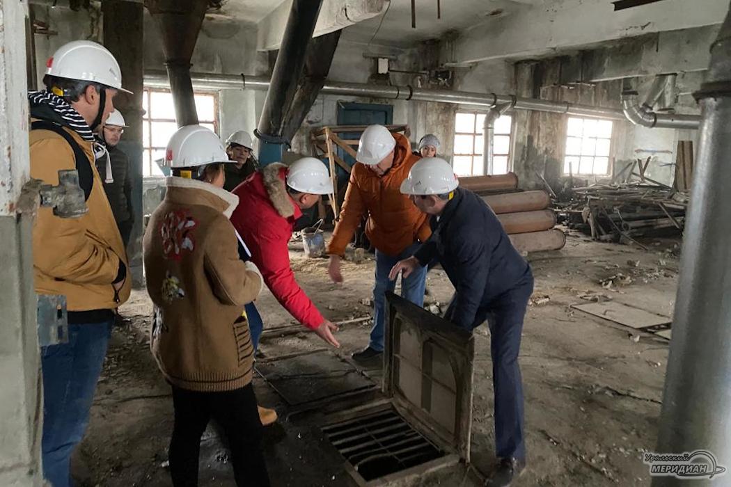 В Шадринске за ₽339 млн из старого элеватора сделают новое производство